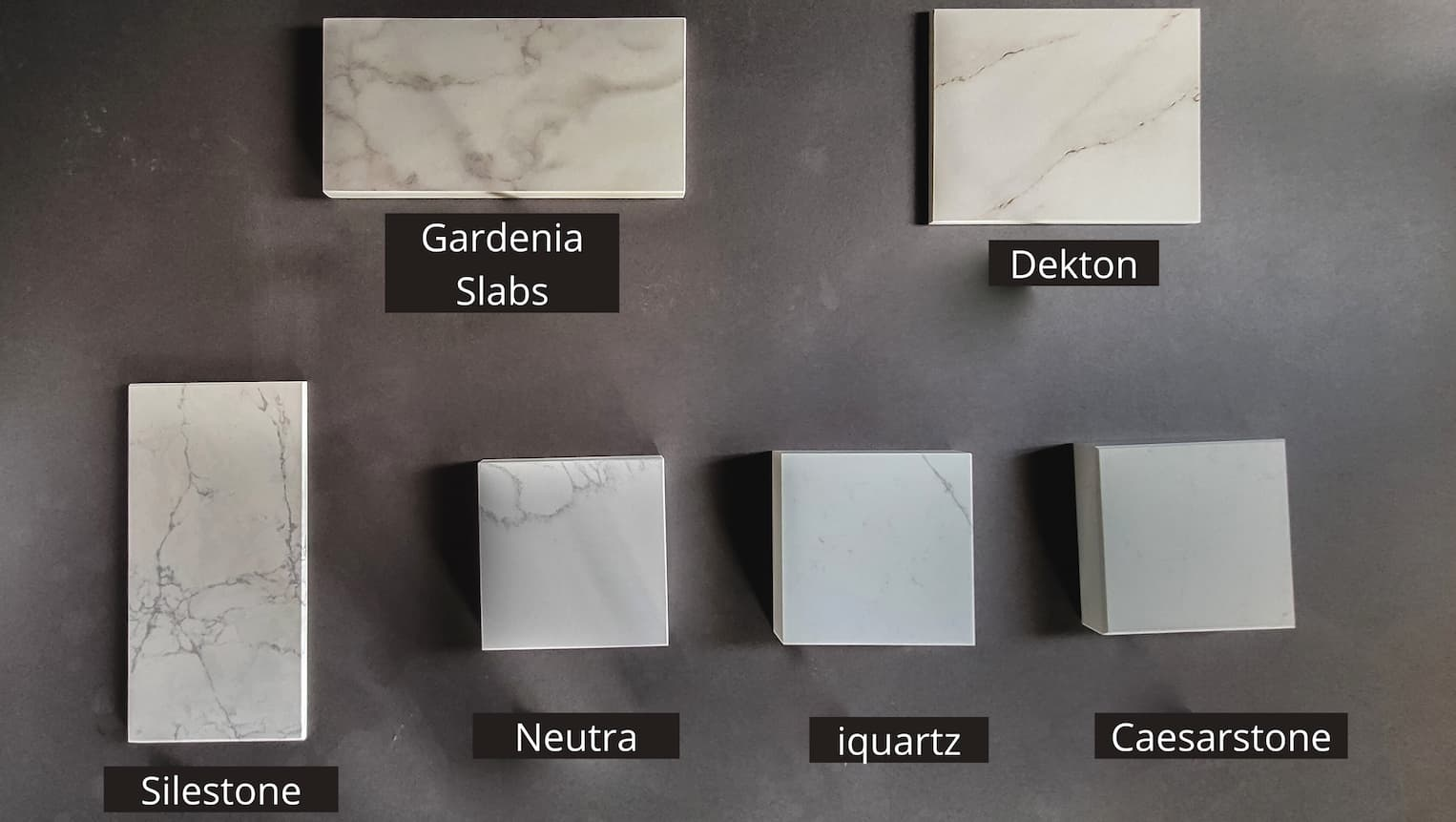 quartz versus sintered stone