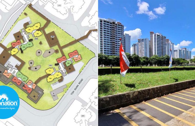 Aug 2021 BTO Analysis: Toh Guan Grove at Jurong East