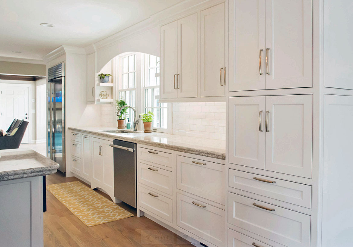 Inset Cabinets