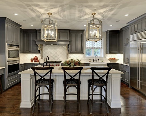 The Psychology of Why Grey Kitchen Cabinets Are So Popular - Sebring Design Build