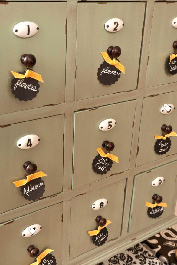 Clever & Creative Craft Room Ideas - Sebring Design Build