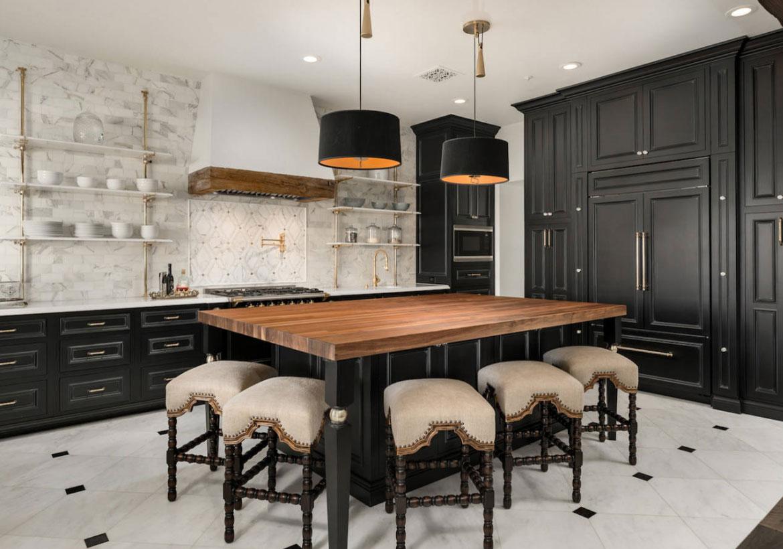 Desirable Kitchen Island Decor Ideas & Color Schemes -_Sebring Design Build