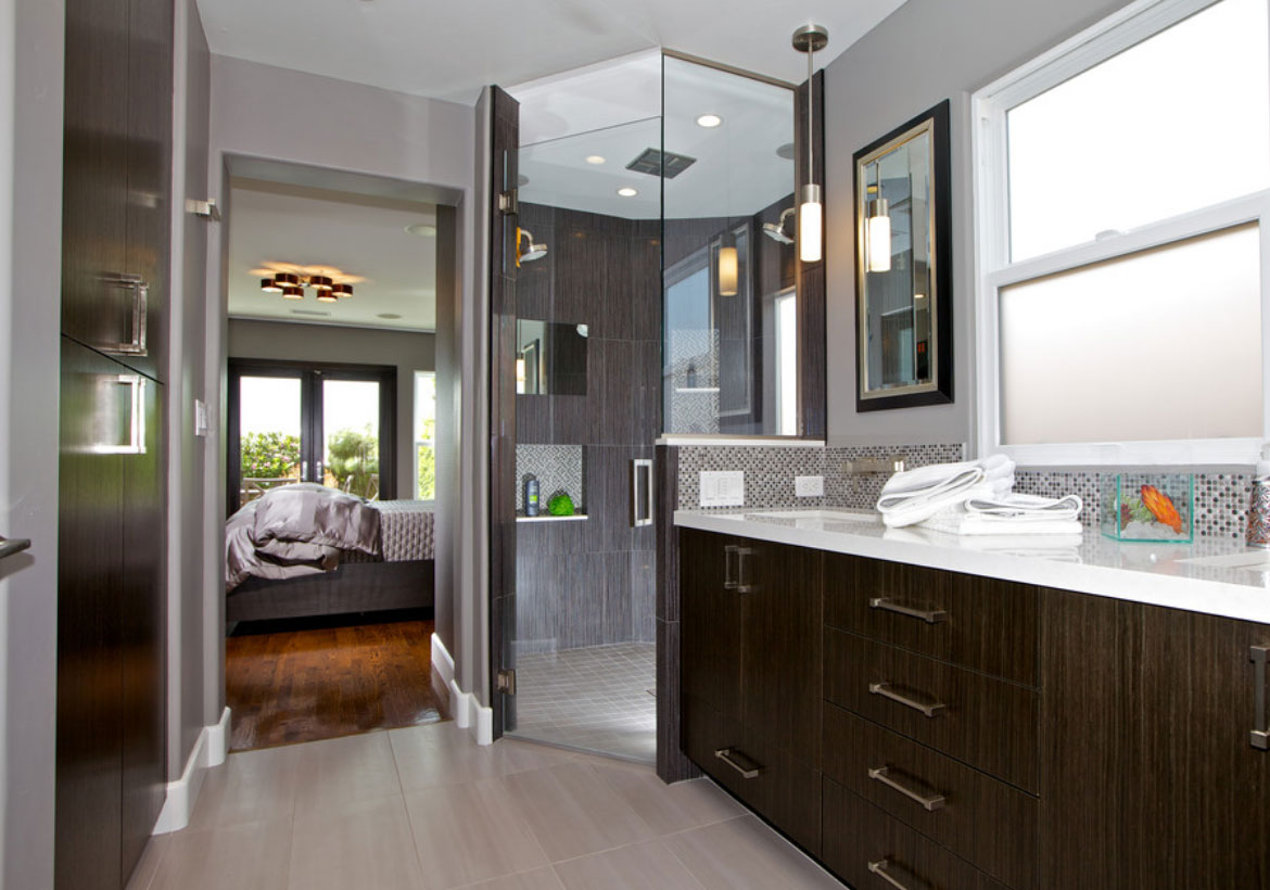 Refreshing Curbless Showers and Their Benefits - Sebring Design Build