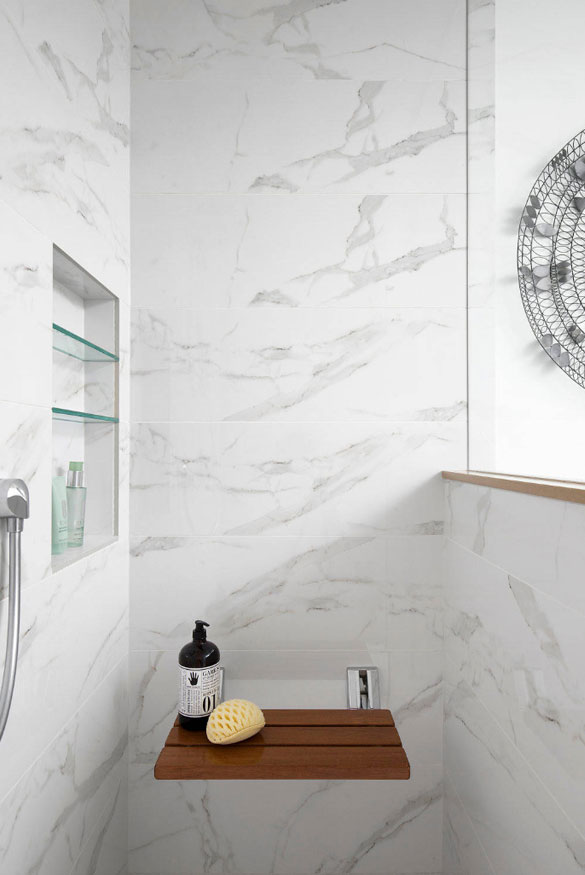 Tile That Looks Like Marble Solid Ideas for Your Remodel - Sebring Design Build