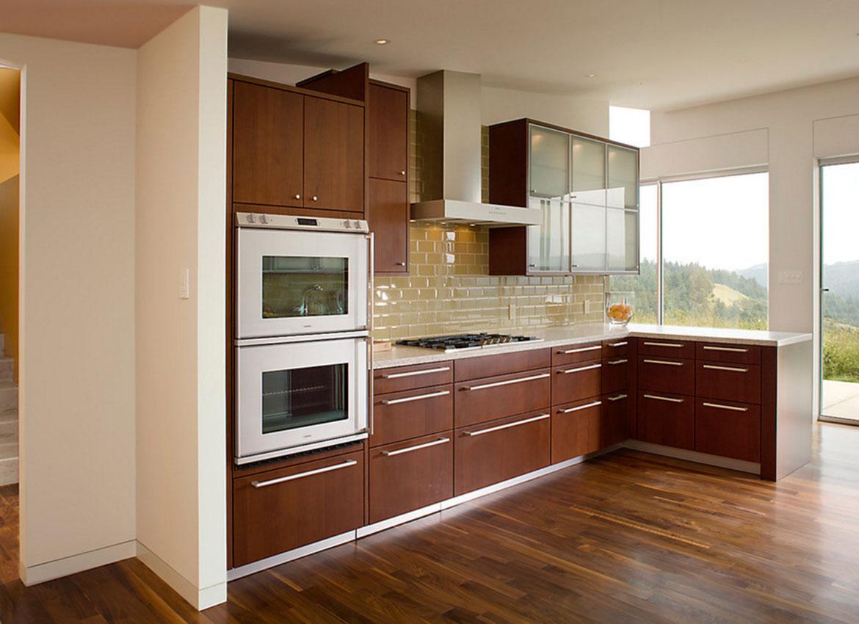 Dark Kitchen Cabinets - Sebring Design Build