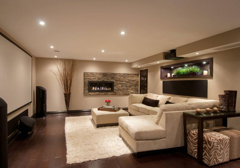 Modern Basement Ideas to Prompt Your Own Remodel - Sebring Design Build