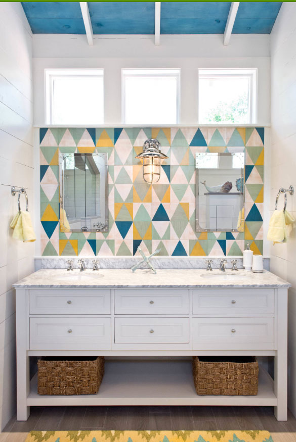 Triangle Tile and Other Desirable Tile Shapes and Patterns -_Sebring Design Build