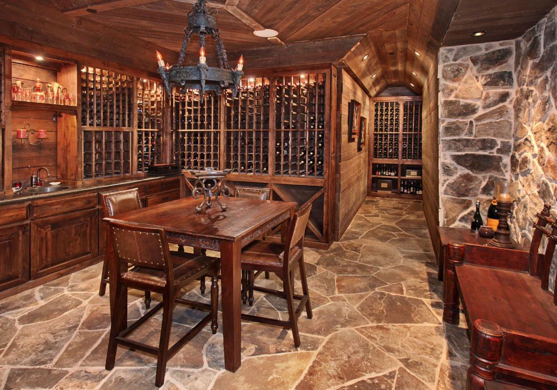 Wine Cellar Ideas - Sebring Design Build